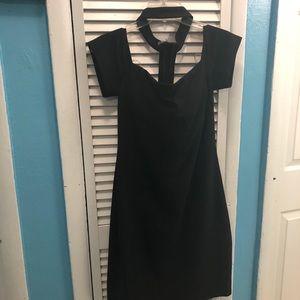 MY MICHELLE- Black Dress Size 15